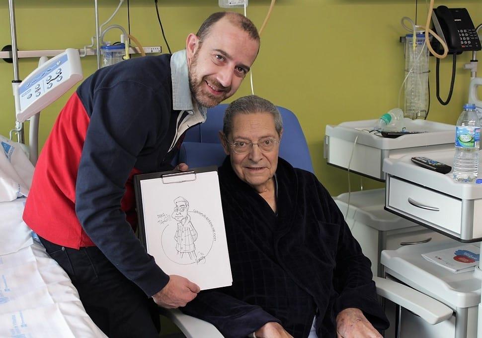 Paciente Hospital Villalba