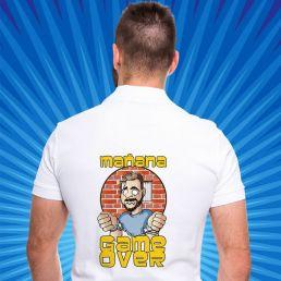 Camiseta con caricatura regalo